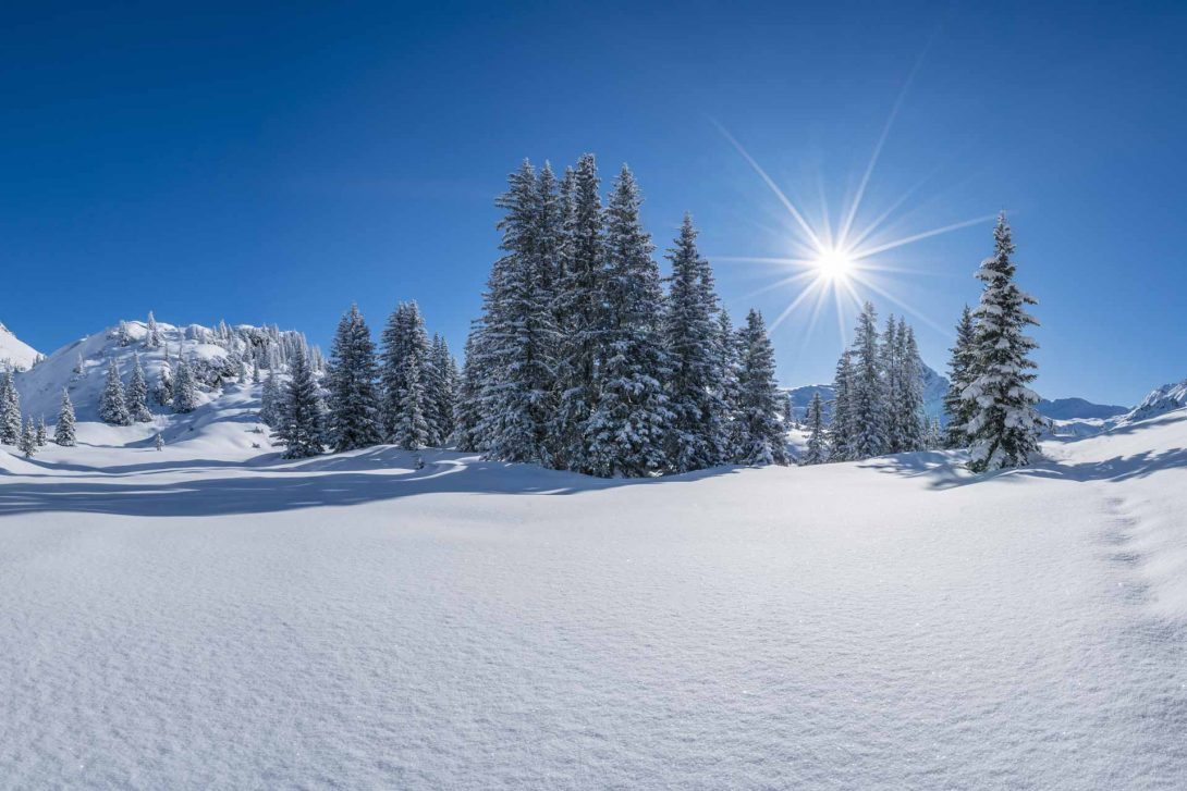 Winterwandern in Tirol